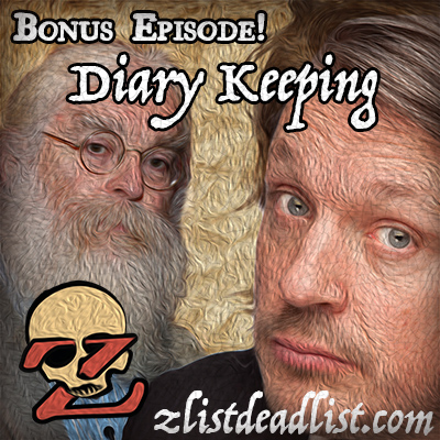 S02 Bonus Episode Diary Keeping