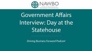 Interview with Government Affairs: Day at the Statehouse