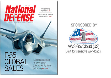 Artwork for June 2017 — F-35 Global Sales: Exports expected to drive down joint strike fighter's price tag
