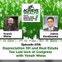 Artwork for Ep#36 Depreciation 101 and Real Estate Tax Law love at Congress with Yonah Weiss