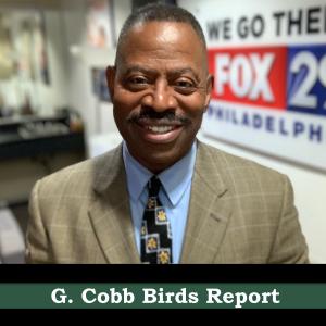 G. Cobb Birds Report