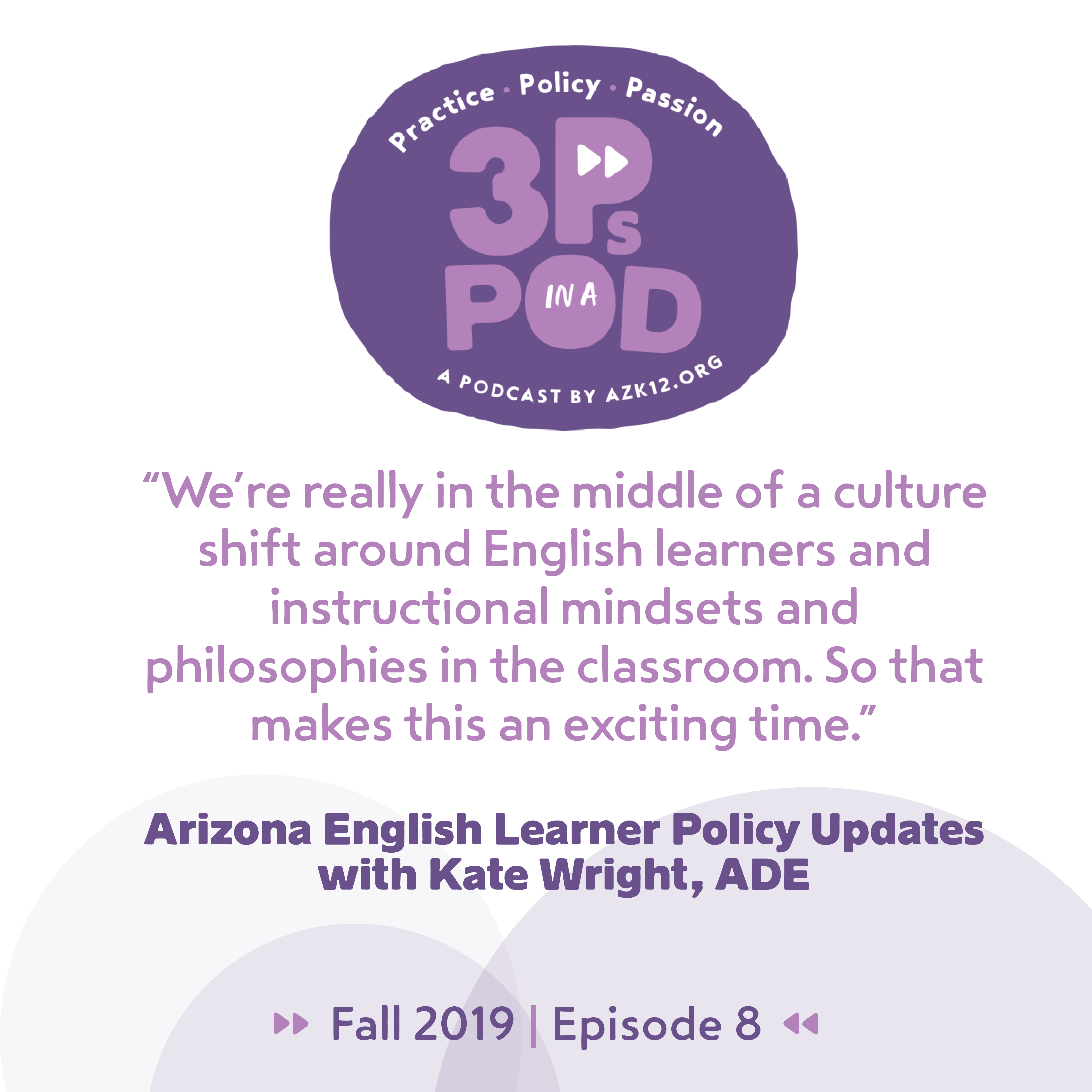 S6 Episode 8: Arizona English Learner Policy Updates with Kate Wright