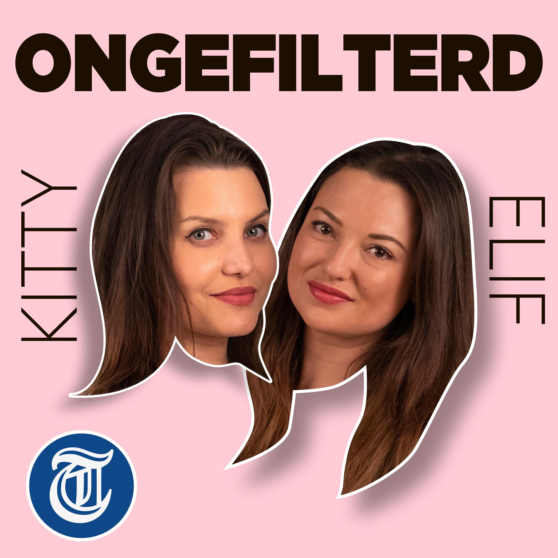 Ongefilterd met Kitty en Elif logo