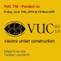 Artwork for VUC756 - Parabol with Jordan Husney