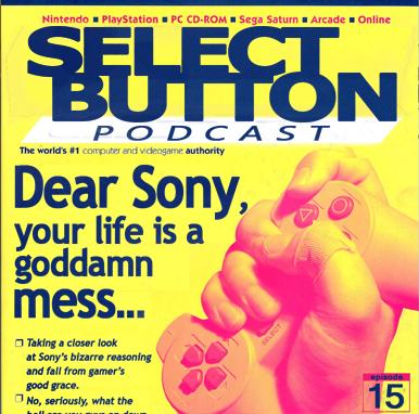 Episode #15: Dear Sony