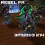 Artwork for Rebel FM Episode 214 - 04/25/14