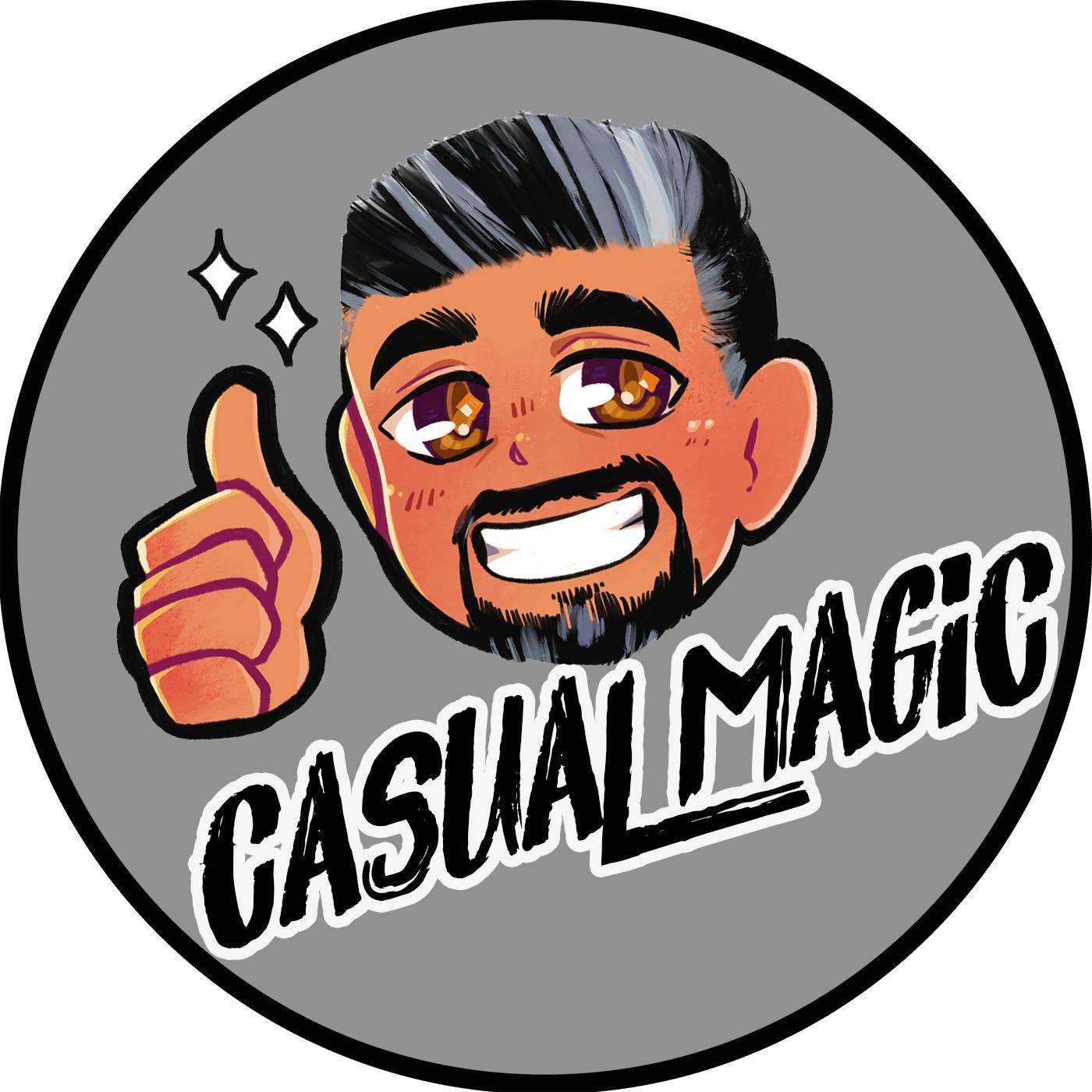 Casual Magic with Shivam Bhatt show art