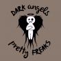 "Artwork for DAPF #150. Dark Angels & Pretty Freaks #150 ""Drip Dry"""