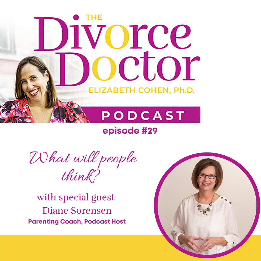 The Divorce Doctor - Episode 29: What will people think?