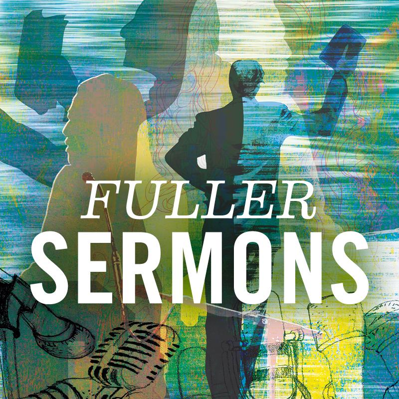 FULLER sermons show art