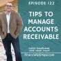 Artwork for Ep. 122: Tips to Manage Accounts Receivable