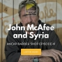 Artwork for John McAfee and Syria - ABS041