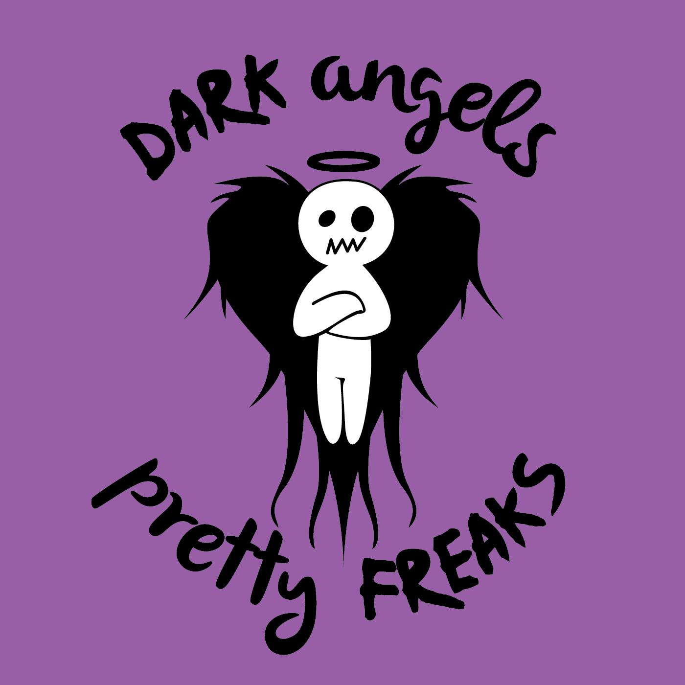 "Artwork for DAPF #172. Dark Angels & Pretty Freaks #172 ""Pea Soap"""