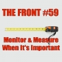 Artwork for Monitor and Measure When It's Important (The FRONT #59)