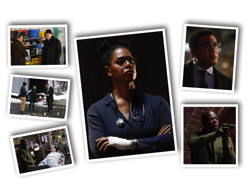 Favorite Scene pictures from #70 Dr. Laken Perillos