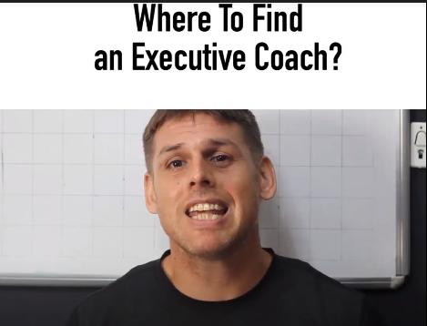 Artwork for Where To Find An Executive Coach? Business | Executive Coach