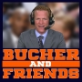 Artwork for Bucher & Blackmon on MNF, Hue Jackson's firing in Cleveland, Jameis Winston's benching in Tampa, and Klay Thompson's historic night