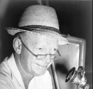 """0efe4a09a83 Baseball broadcasting legend Walter """"Red"""" Barber was born in Columbus"""
