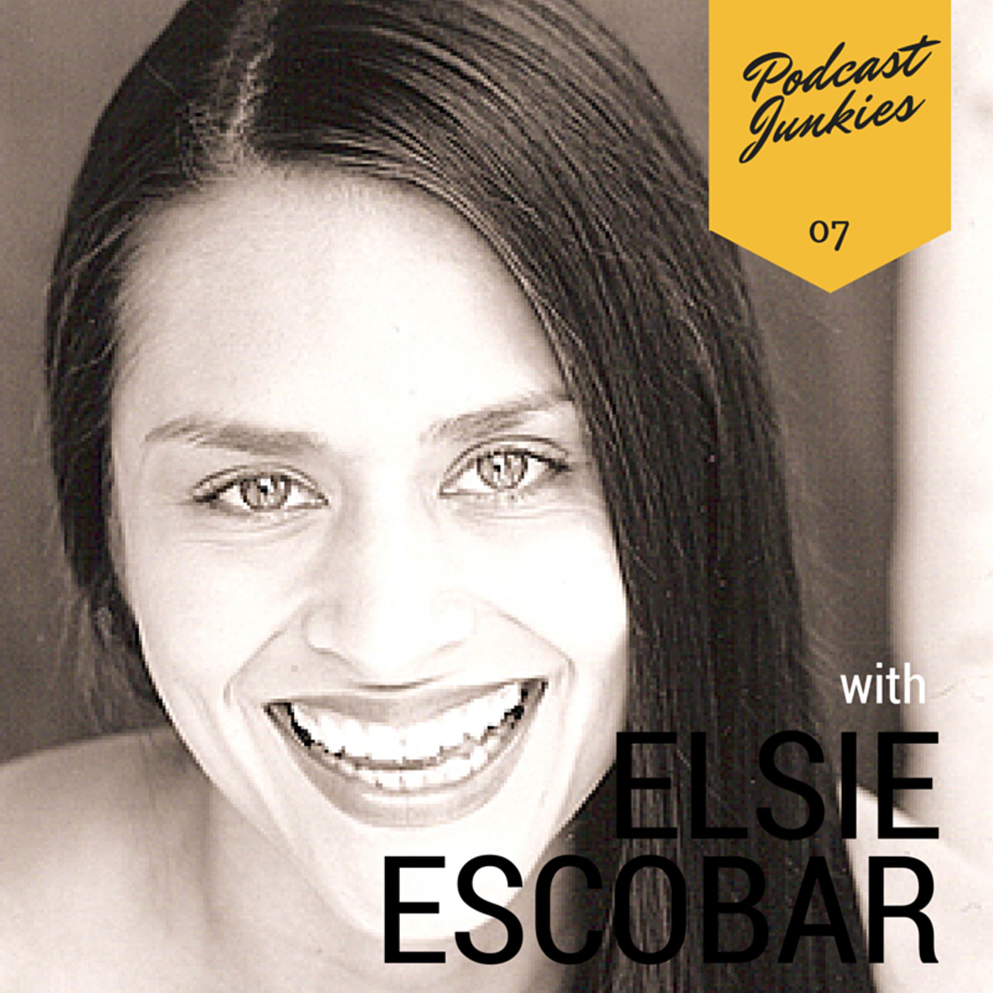 PJ007 Elsie Escobar Is a True Podcasting Pioneer, Yoga-Pro & Libsyn Advocate! | Elsie Escobar