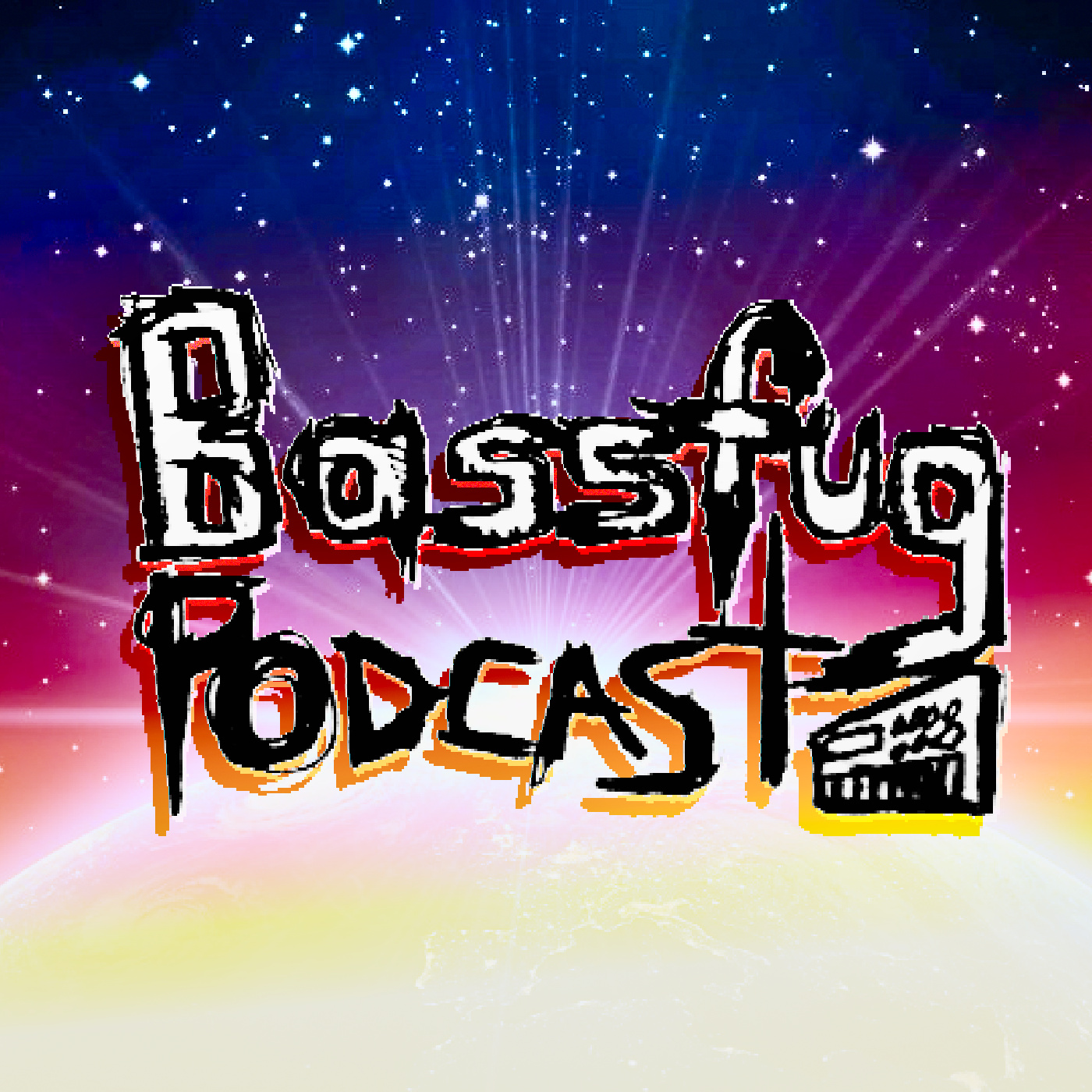 BASSFUG PODCAST show art