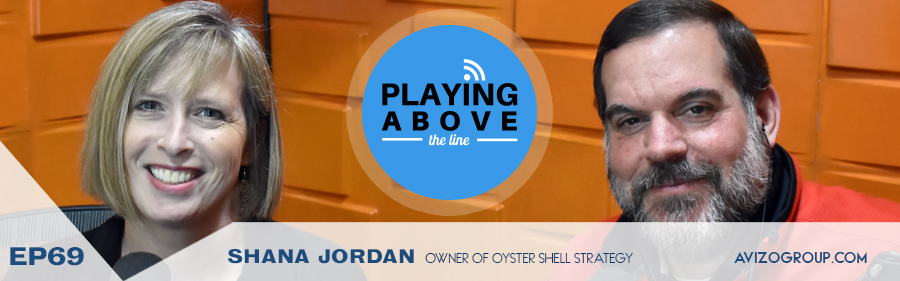 Shana Jordan on Playing Above The Line