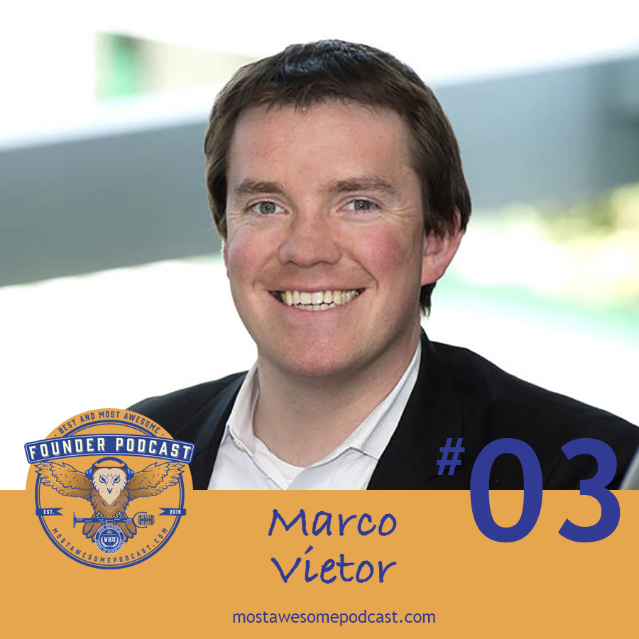 Ep. 3 - Startup Growth Strategy with Marco Vietor