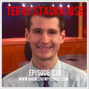 Episode 039 - Terry Stackhouse on TV journalism; life in Maine