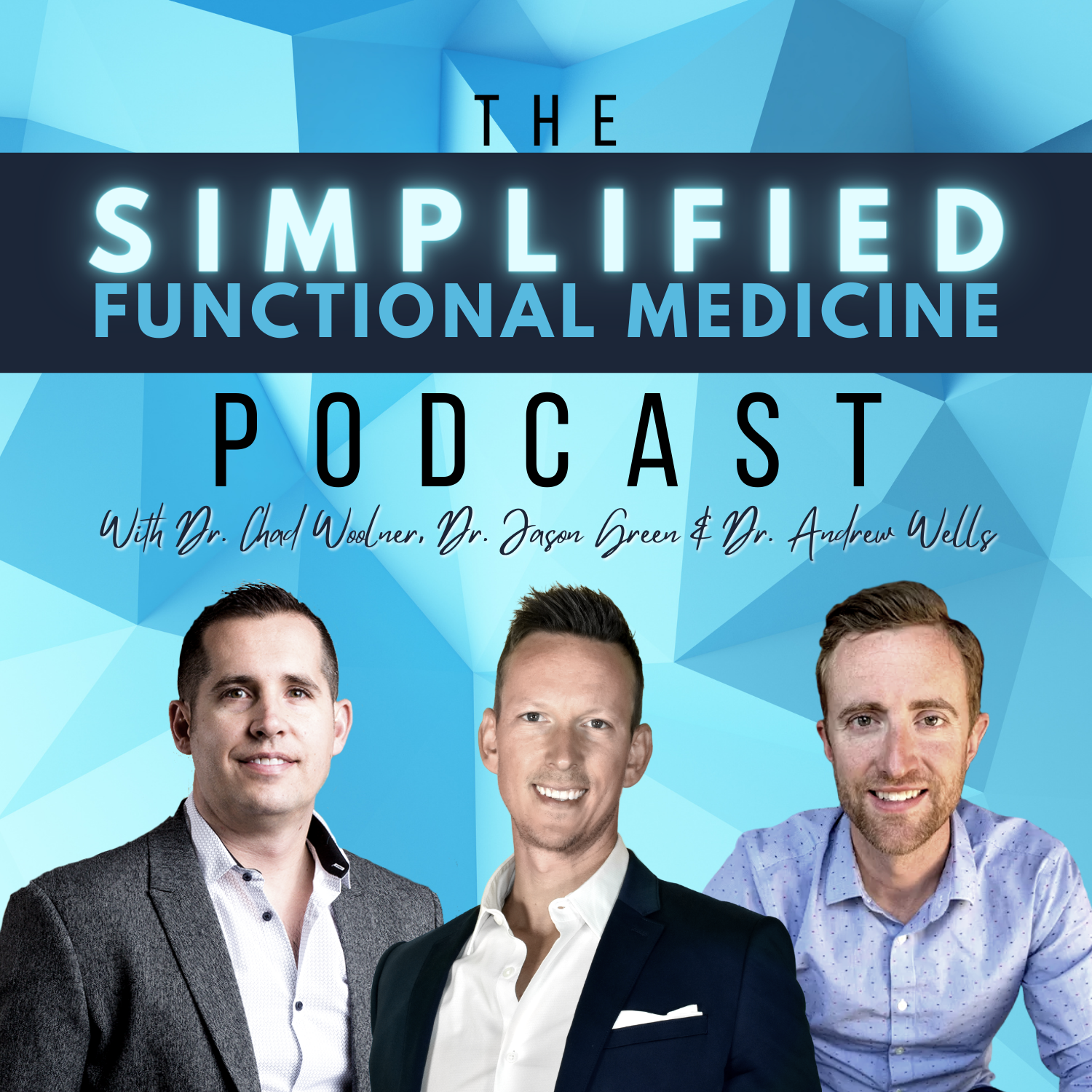 The Simplified Functional Medicine Podcast show art