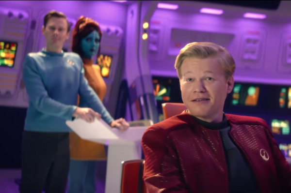 Black Mirror - USS Callister episode promotional image