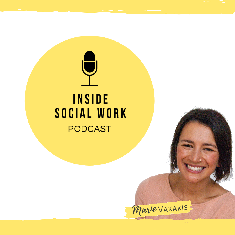 The Inside Social Work Podcast show art