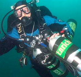 Physical fitness and the Technical Diver