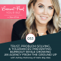 Artwork for 053 - Trust, Problem-Solving, & Tolerances: Preventing Burnout While Growing an Agency from the Ground Up with Ashley Mahoney of Hello Big Idea