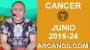 Artwork for HOROSCOPO CANCER - Semana 2019-24 Del 9 al 15 de junio de 2019 - ARCANOS.COM...