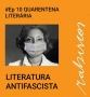 Artwork for #Ep 10 - Quarentena Literária - Literatura Antifascista
