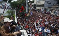 Honduras Coup Regime ups the ante