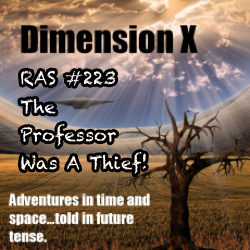 Ron's Amazing Stories: RAS #223 - The Professor is a Thief