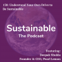 Artwork for 138: Understand Your Drive to Be Sustainable with Deepak Shukla, Founder & CEO: Pearl Lemon