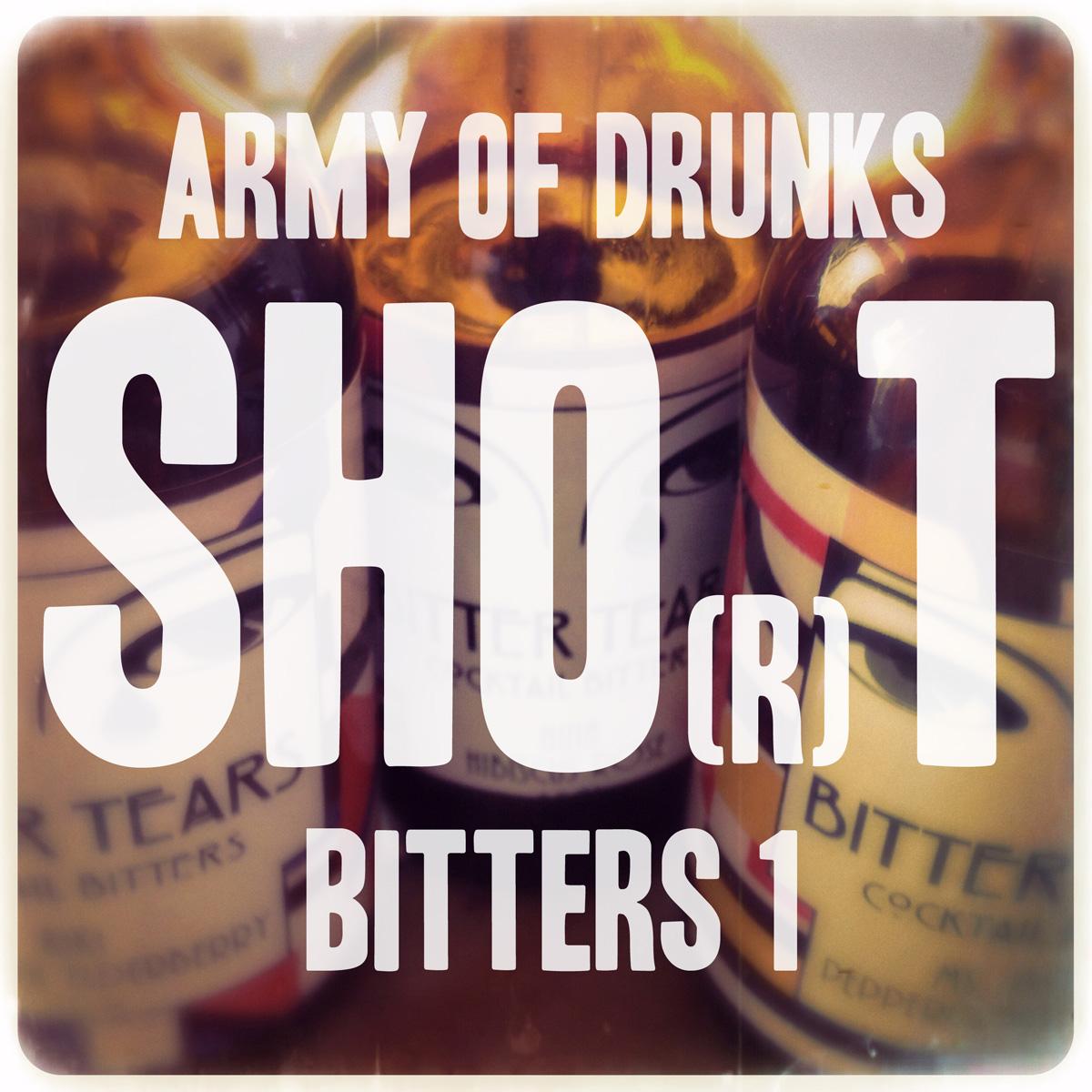 SHO(r)T - Bitters no. 1