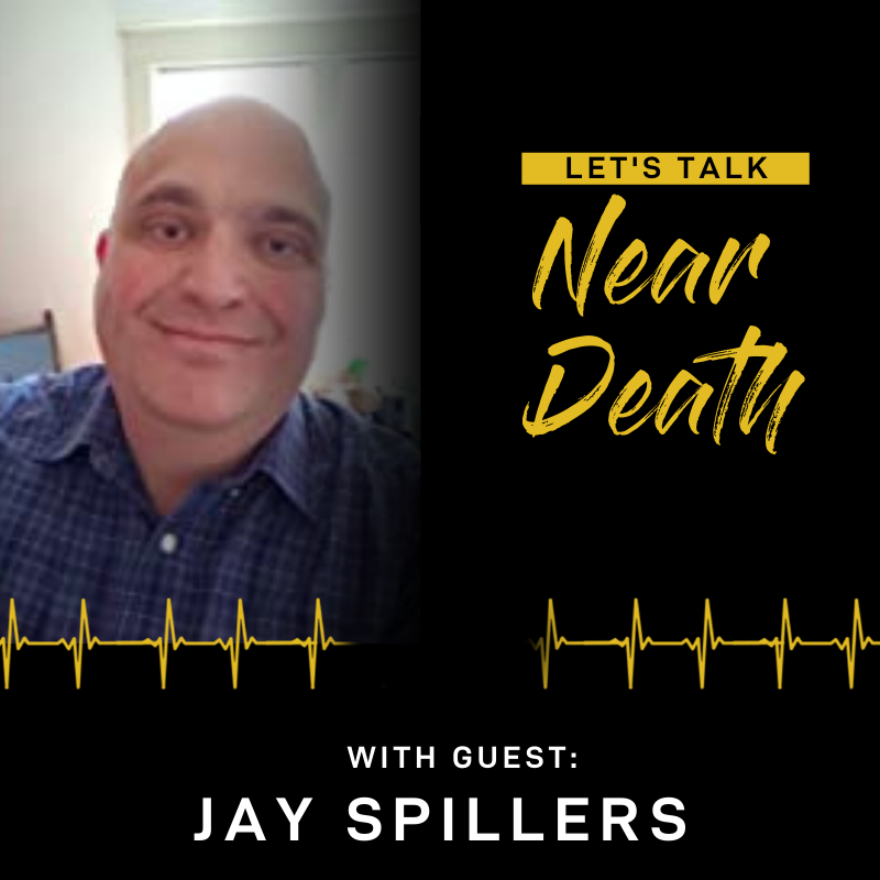 The NDE Research of Jay Spillers - NDE's and The Bible