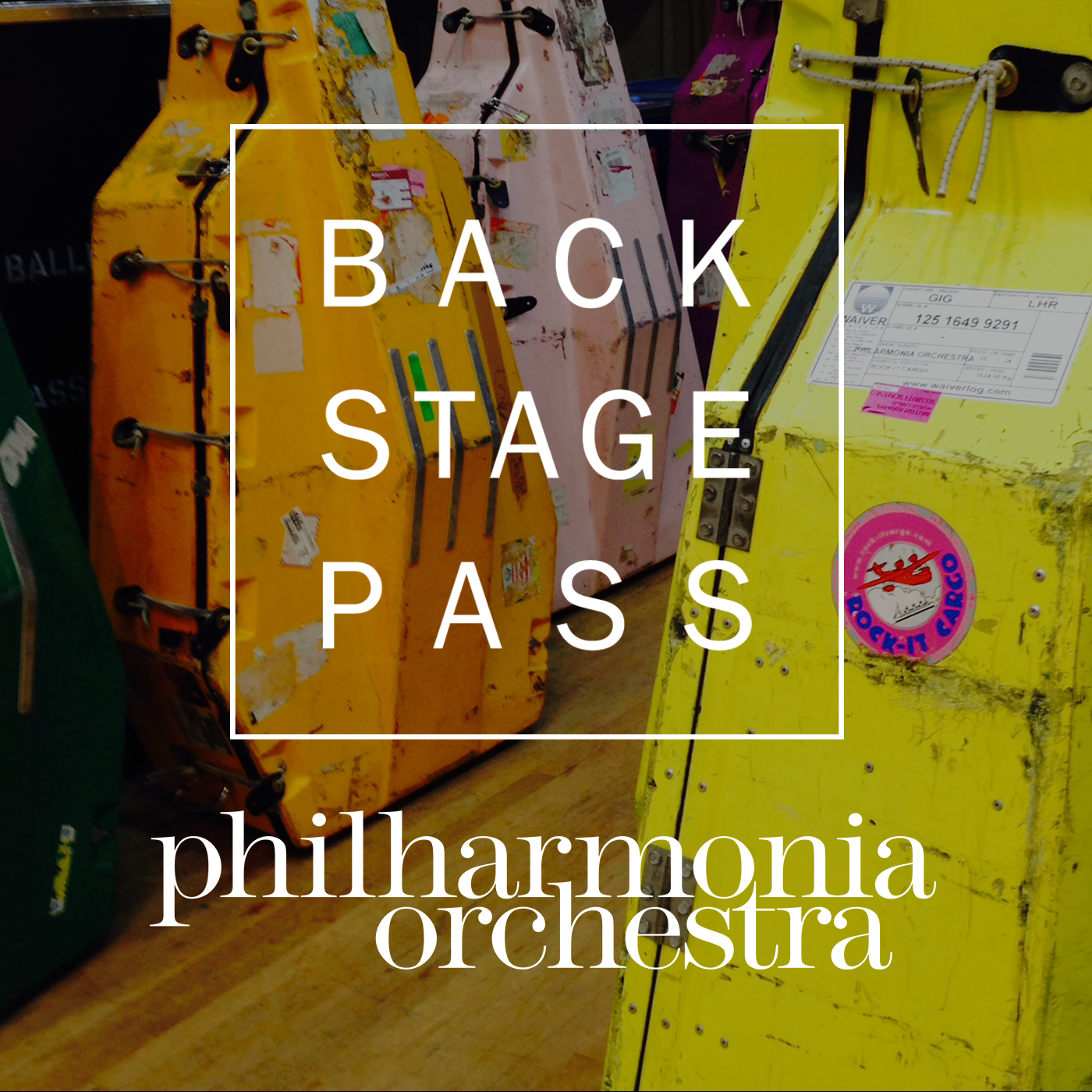 *NEW SERIES* Philharmonia Orchestra Backstage Pass: Music of Today