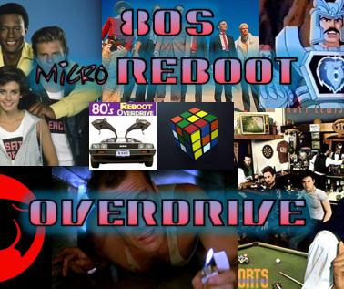 80s Micro Reboot Overdrive Oct 11, 2015