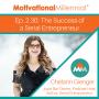 Artwork for 2.30: The Success of a Serial Entrepreneur with Chelann Gienger
