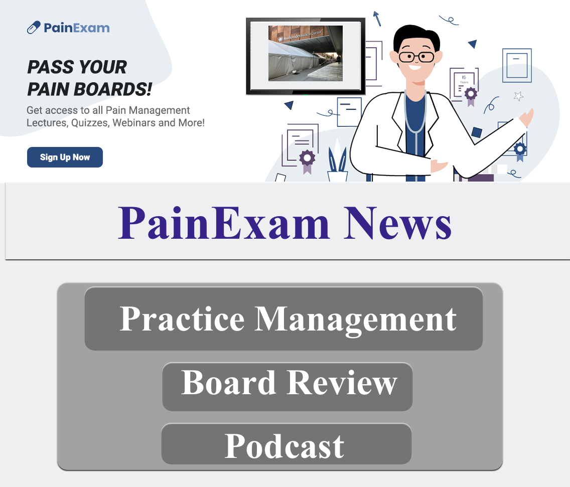 PainExam News