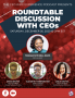 Artwork for Roundtable Discussion with CEOs: End of the Year 2020 #028