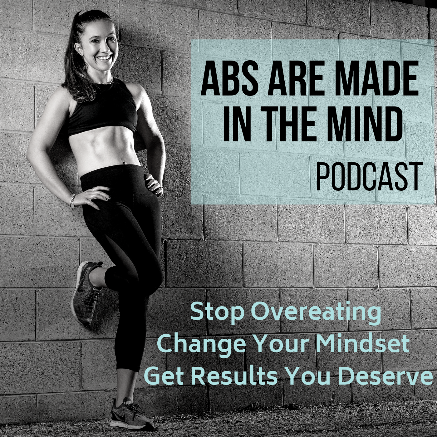 Abs are Made in the Mind show art
