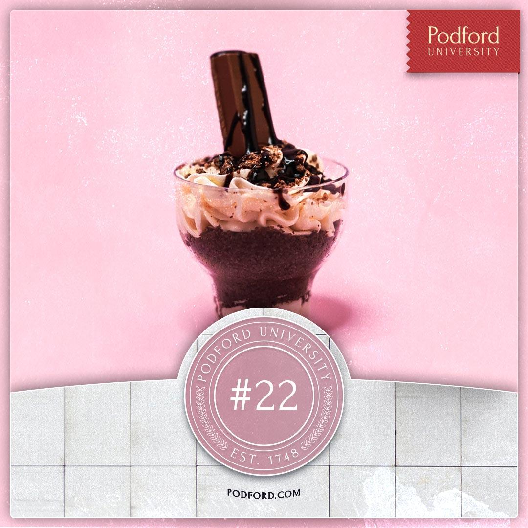 Podford University: For Iced Cream, We All Scream
