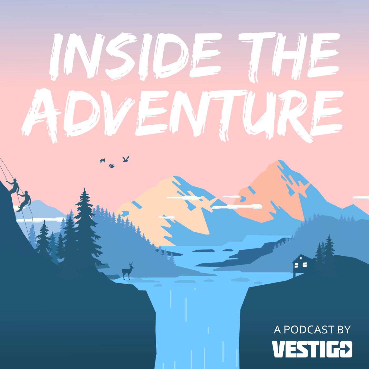 Inside The Adventure show art