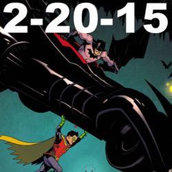 World's Finest 2-20-15 DC Comics Review