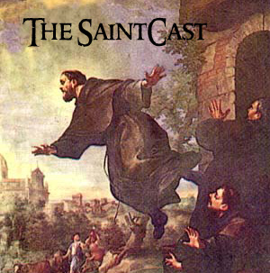 SaintCast Episode #24, Levitation and the Saints, feedback from Peru, Australian rules football, feedback line 312.235.2278