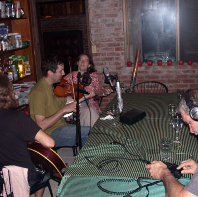 No. 12 Jam Session at the Rainforestinn.com